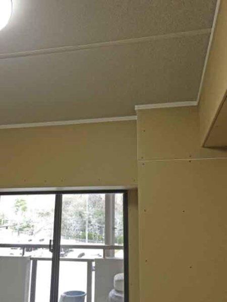 天井音響パネル設置